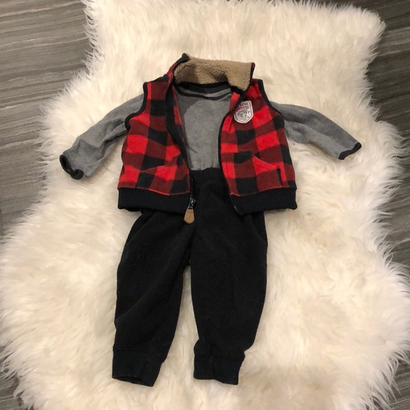 Carter's Other - Winter outfit bundle (9 month old)
